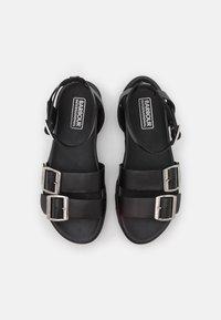 Barbour - KEIRA - Sandals - black - 4