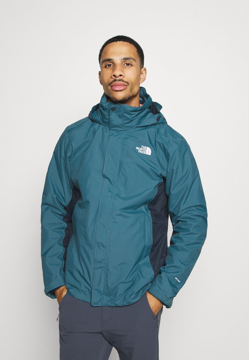 The North Face - EVOLUTION II TRICLIMATE 2-IN-1 - Kurtka hardshell - blue/dark blue