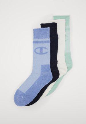 TERRY CREW 4 PACK - Sportovní ponožky - multi-coloured