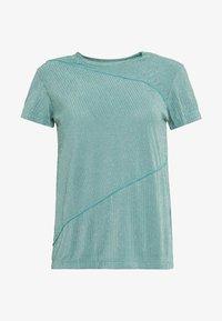 Mykke Hofmann - TEA - T-shirt imprimé - mint green - 4