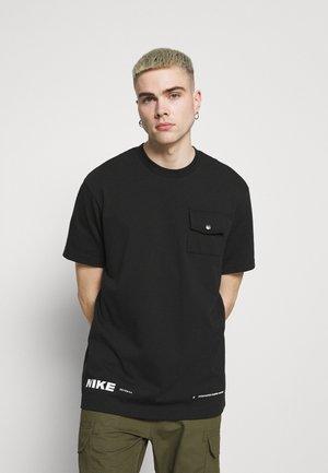 CITY MADE  - Camiseta básica - black