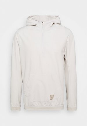 ADICROSS ANORAK - Waterproof jacket - alumina