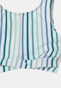 Abercrombie & Fitch - TWIST FRONT NECK SET - Bikini - blue - 2