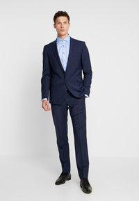 Bruun & Stengade - BARLOW - Formální košile - light blue - 1