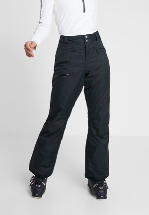 WILDSIDE PANT - Täckbyxor - charcoal heather
