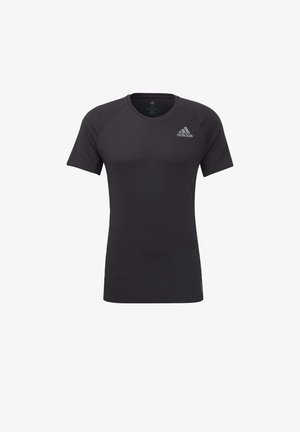 RUNNER T-SHIRT - Print T-shirt - black