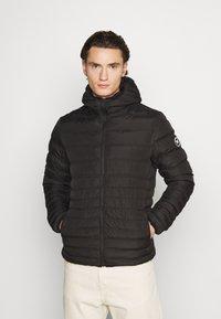 Good For Nothing - LOFTON PUFFER - Light jacket - black - 0