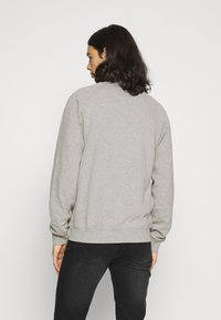 Newport Bay Sailing Club - Sweater met rits - grey marl - 2