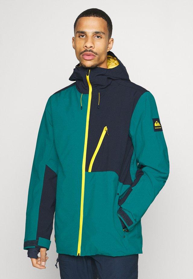 CORDILLERA - Snowboardová bunda - everglade