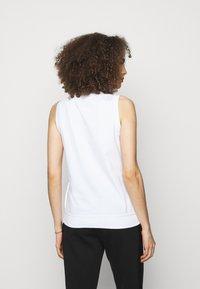 MOSCHINO - UPPER BODY GARMENT - Top - white - 2