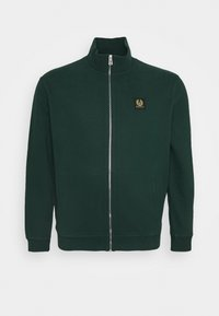 Belstaff - ZIP THROUGH - Mikina na zip - pine - 0