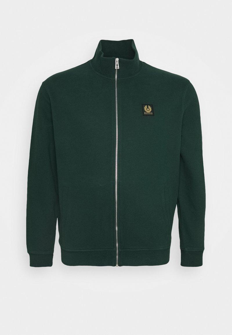 Belstaff - ZIP THROUGH - Zip-up hoodie - pine