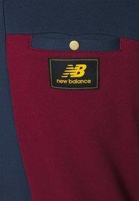 New Balance - ATHLETICS HIGHER LEARNING CREW - Sweatshirt - blue - 2