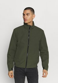 Calvin Klein - CASUAL BLOUSON JACKET - Summer jacket - green - 0