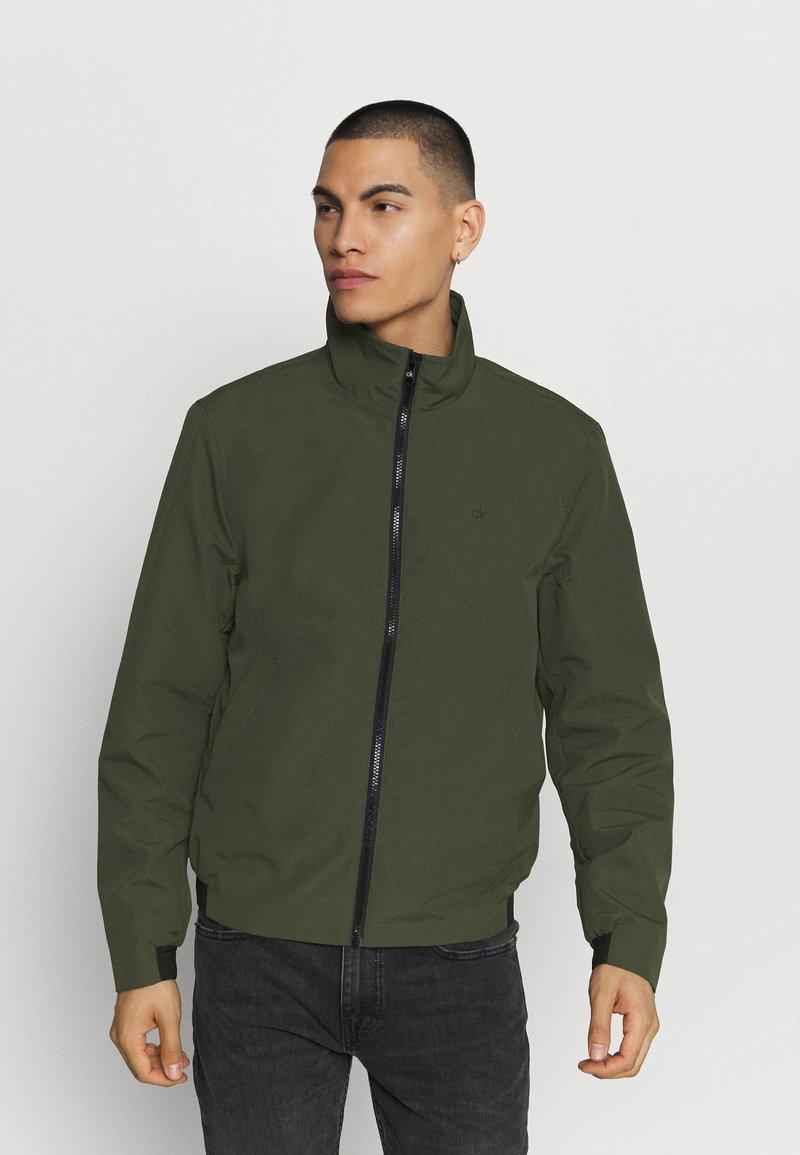 Calvin Klein - CASUAL BLOUSON JACKET - Summer jacket - green