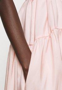 3.1 Phillip Lim - SLEEVELESS BELTED MAXI DRESS - Robe d'été - light blush - 9
