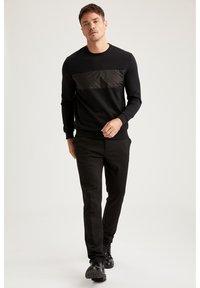 DeFacto - Sweatshirt - black - 1