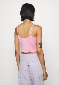 Nike Sportswear - TANK CROP - Débardeur - pink - 2