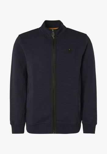 Zip-up sweatshirt - night