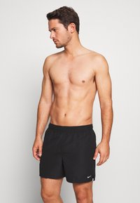 Nike Performance - VOLLEY SHORT ESSENTIAL - Plavky - black - 0