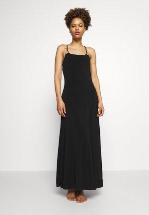 CREMONA DRESS - Accessorio da spiaggia - black
