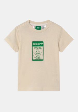 DISNEY TINKER BELL - T-shirt con stampa - off-white