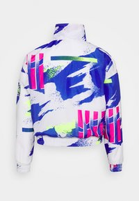 Nike Performance - JACKET - Sportovní bunda - white/sapphire/hot lime/pink foil - 1