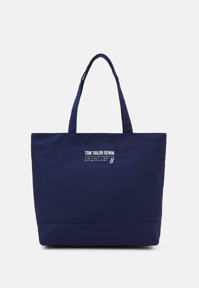 LIA - Shopper - dark blue