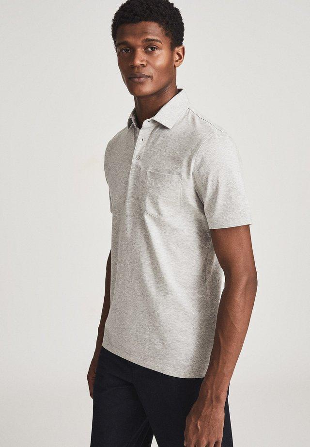 ELLIOT - Poloshirt - grey