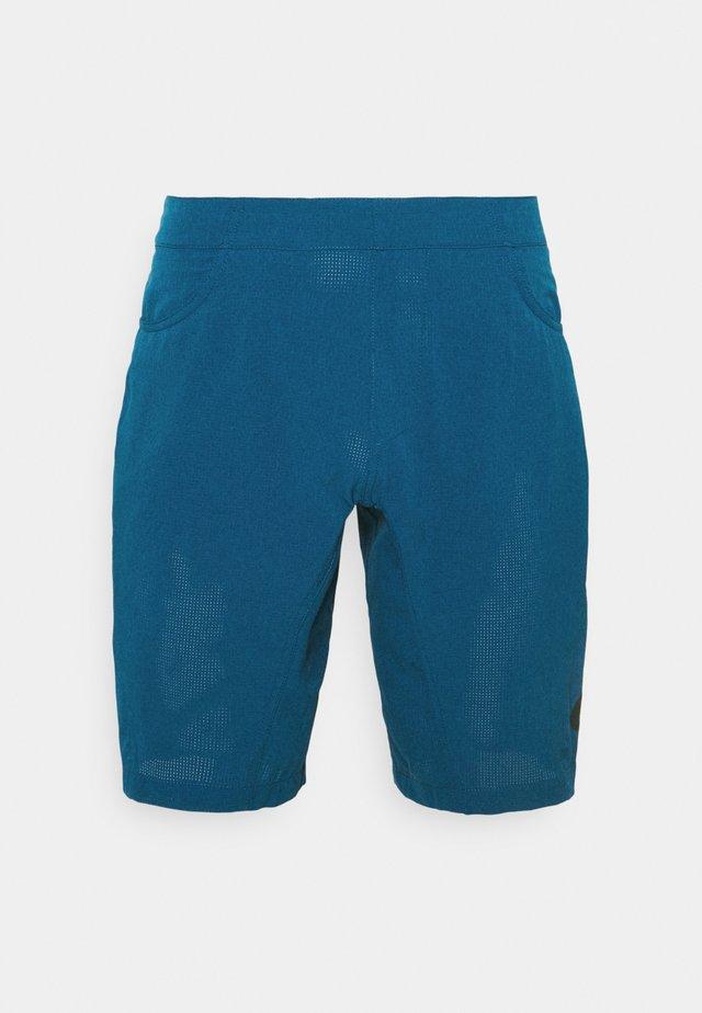 BIKESHORT PAZE - Korte sportsbukser - ocean blue