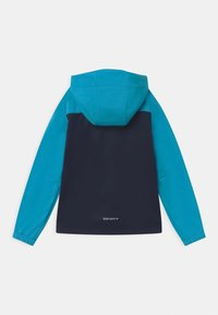 Icepeak - KARS UNISEX - Soft shell jacket - dark blue - 1