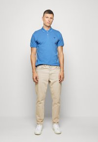GANT - THE SUMMER - Polo - pacific blue - 1