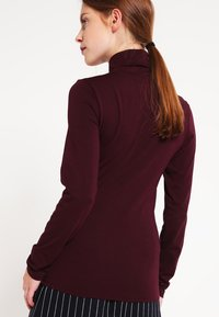 Modström - TANNER   - T-shirt à manches longues - dark ruby - 2