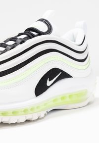 Nike Sportswear - AIR MAX 97 - Sneakers laag - summit white/black/barely volt/white - 2