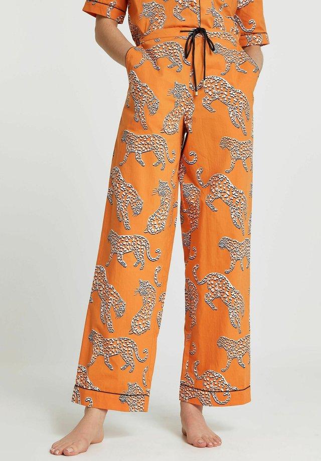 Bas de pyjama - orange