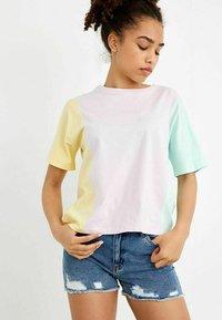 LMTD - Denim shorts - light blue denim - 0