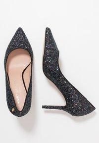Kurt Geiger London - PENINA - High heels - dark glitter - 3