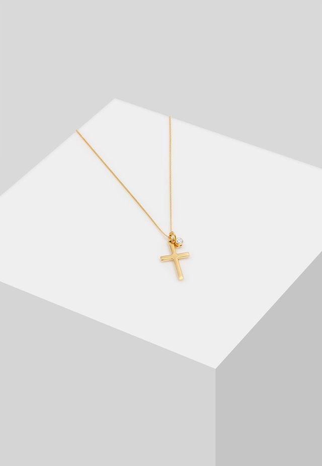 Halskette Religion Swarovski SWAROVSKI®  - Necklace - gold