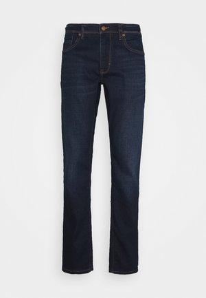 LANG - Jeansy Straight Leg - dark blue