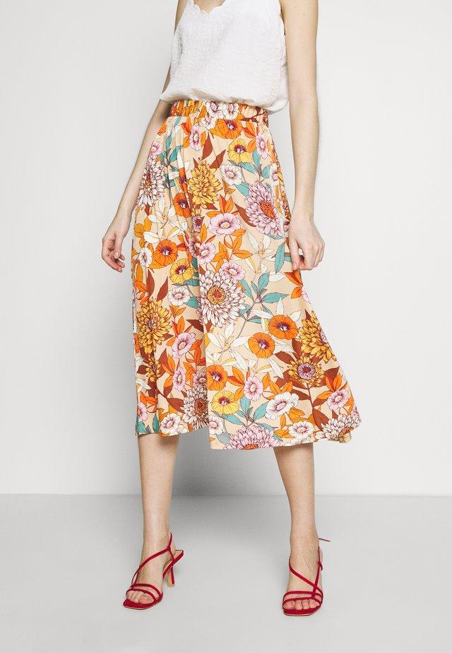 NICE - A-line skirt - sesame
