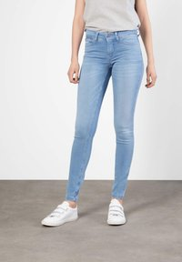MAC Jeans - Jeans Skinny Fit - baby blue - 0