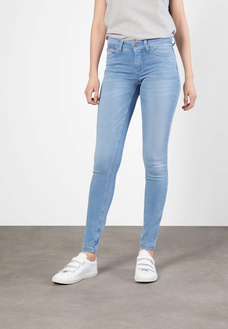 MAC Jeans - Jeans Skinny Fit - baby blue