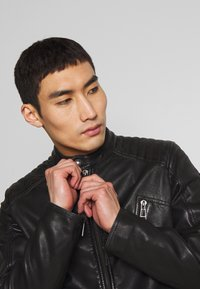 Belstaff - RACER - Leather jacket - black - 4