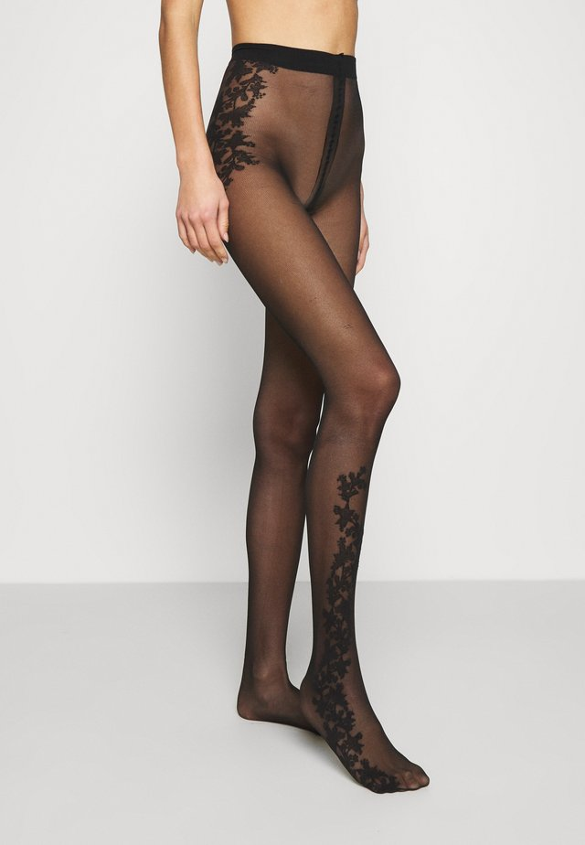 GRACE - Collants - black