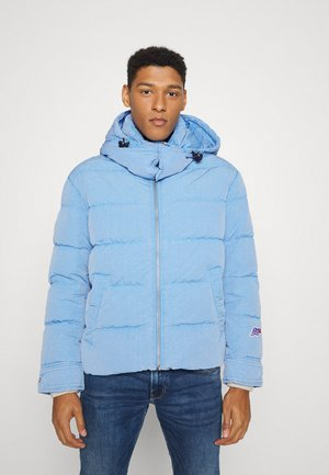 W-GILLES - Down jacket - washed blue
