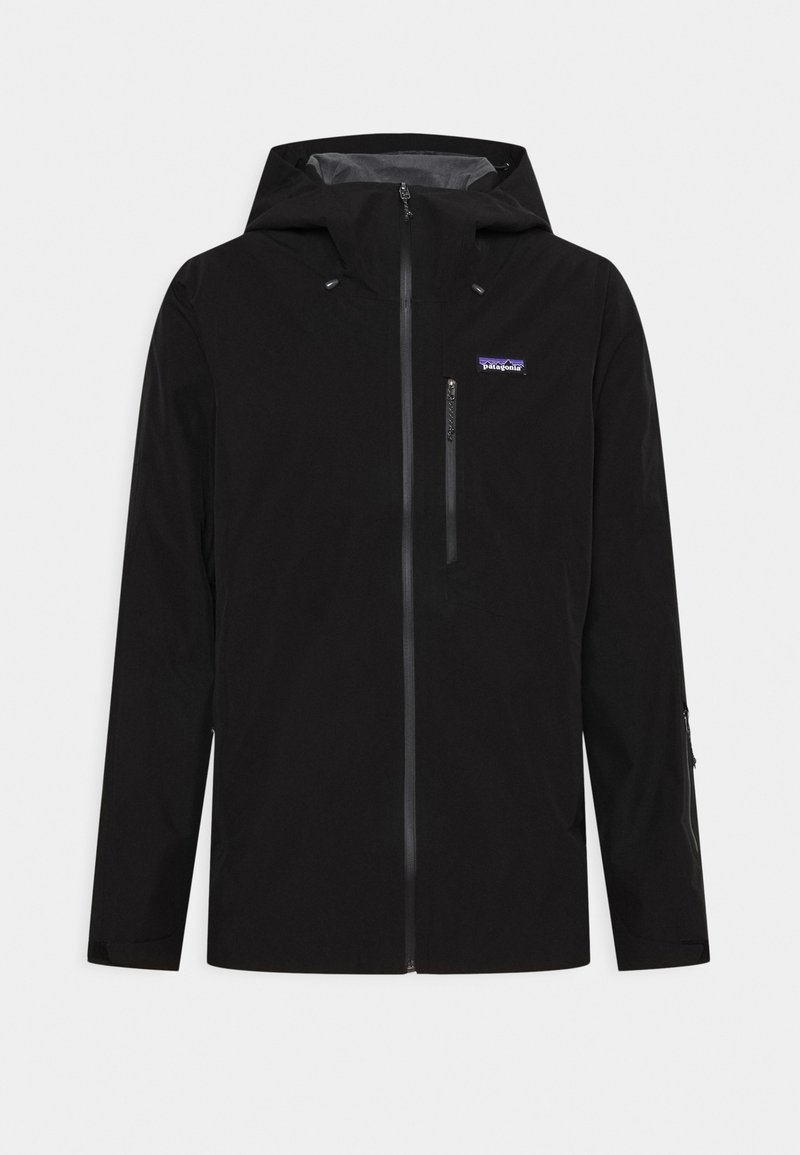 Patagonia - POWDER BOWL - Veste de snowboard - black