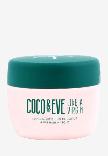 LIKE A VIRGIN SUPER NOURISHING COCONUT & FIG HAIR MASQUE - Hair mask - -