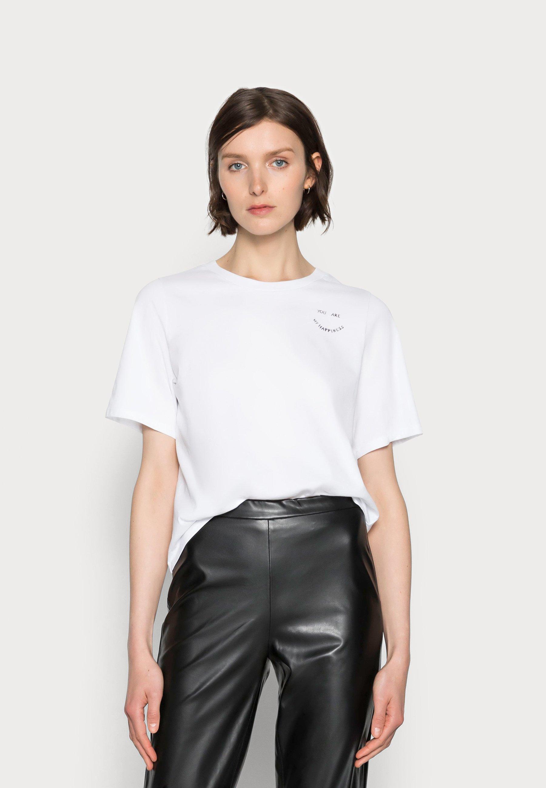 Women HAPINESS - Print T-shirt