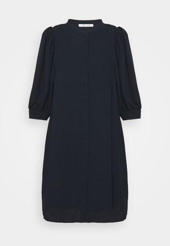 MEJSE DRESS - Skjortklänning - sky captain