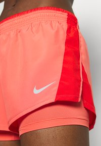 Nike Performance - 10K SHORT - Sports shorts - magic ember/chile red/magic ember/wolf grey - 4
